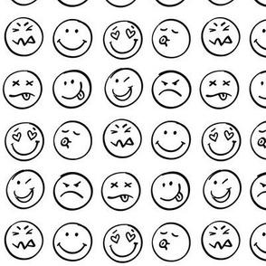 Monochrome Emotions
