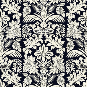 Pamphilij Damask 1e
