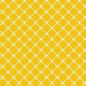 Lattice* (Velvet Banana) || midcentury modern farm vintage retro kitchen chicken wire starburst pastel sun summer spring