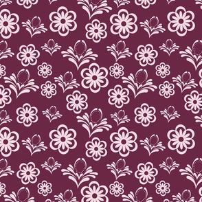 Wine_Floral