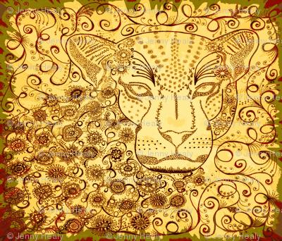 leopard zen kalahari FQ