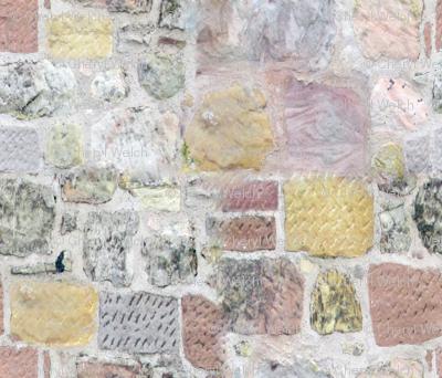 Scottish Rock Wall