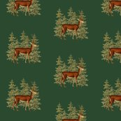 Rvintage_deer_in_woods_green_shop_thumb
