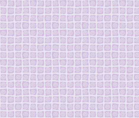 Purple_Tonal_Beach_Organic_Checks-01 fabric by jenn_borek on Spoonflower - custom fabric