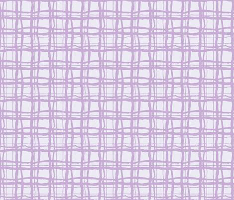 Purple_Tonal_Beach_Plaid-01 fabric by jenn_borek on Spoonflower - custom fabric