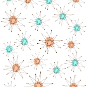 Starburst Pattern II