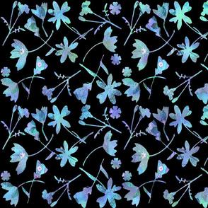 Tapestry Garden Black