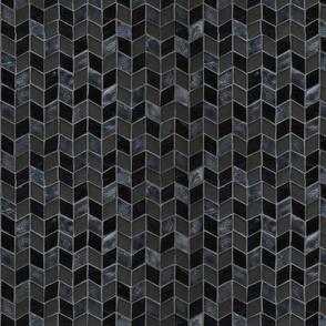 chevron shades of black