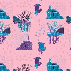 Post-Apocalyptic Toile