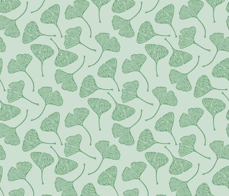 Rginkgovectorleafgreenpattern_shop_preview