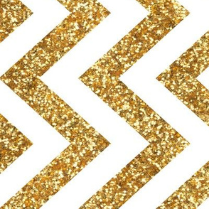 Railroaded Glitter Chevron