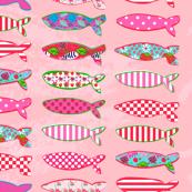 Strawberry Fish