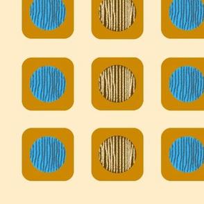 Golden squares V1