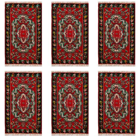 kelim carpet fabric by vinkeli on Spoonflower - custom fabric