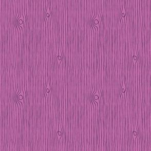 Winter coordinate wood grain purple