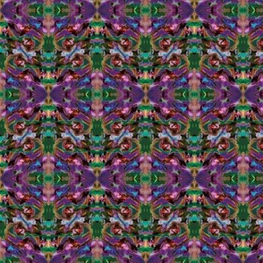 Kaleidoscope Stripe purple