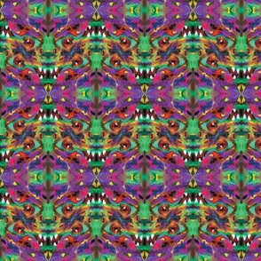 Kaleidoscope Stripe green
