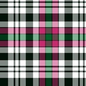 Borthwick dress tartan