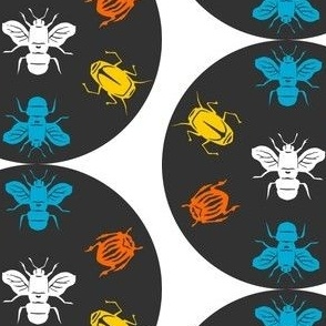 Bugs: paper cuttings