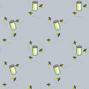 Animal Dream Bear fireflies