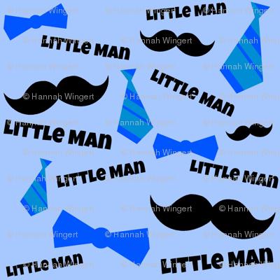 Dapper Little Man