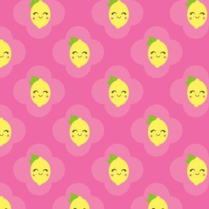 Lemons Pink