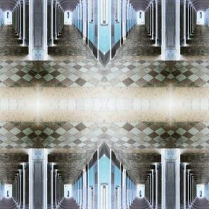 Hampton Court Palace #3 - Fabric