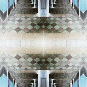 Hampton Court Palace #5 - Fabric
