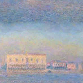 Monet's Palazzo Ducale, 1908