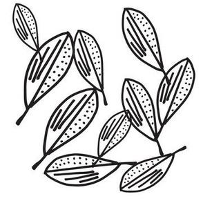 Doodlie Leaves