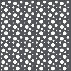 Charcoal Dots