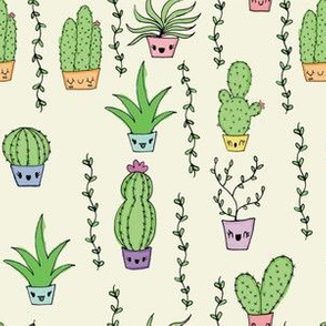 CUTE CACTUS PARTY
