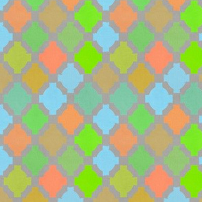Nasturtium Complementary Colors 3