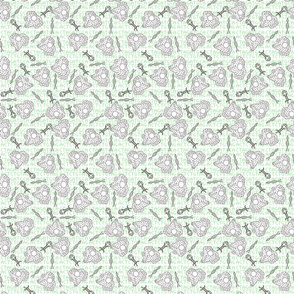 amoebas_and_DNA_white_and_green