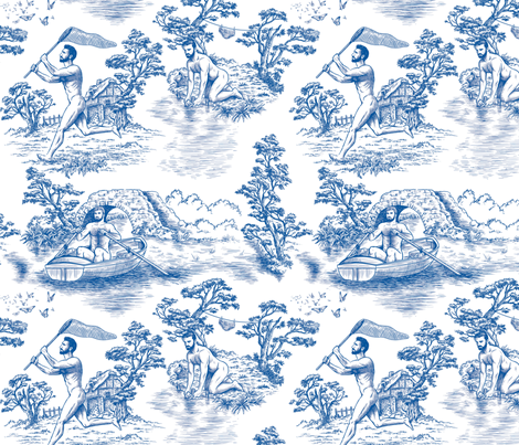 countryside fabric by in_wonderland on Spoonflower - custom fabric