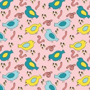 Snacktime for Birdies