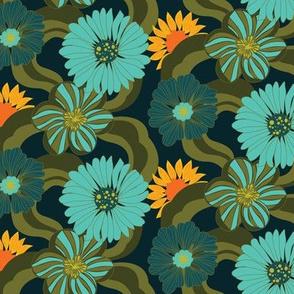 Waves of Flowers 2