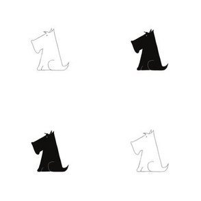 BooBoo Collective - Scottish Terrier