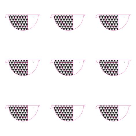 Cheep_Cheep_2 fabric by booboo_collective on Spoonflower - custom fabric