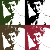 Twin Peaks Laura Palmer Warhol Pop Art