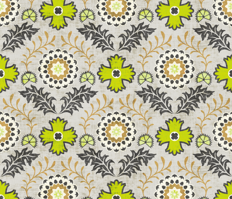 farm_brocade_fall fabric by holli_zollinger on Spoonflower - custom fabric
