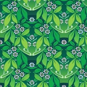 an greenery