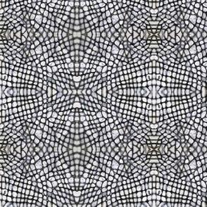Kora Painting Infinity Weave
