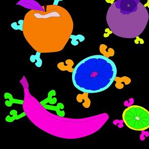 Fruit N Bones Neon