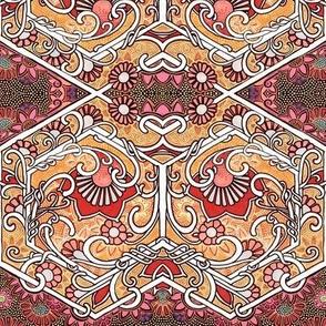 A Peek at Batik