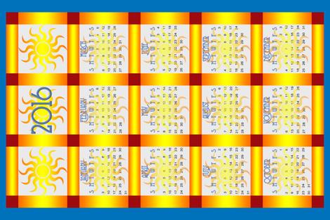 tea_towel fabric by tinac331 on Spoonflower - custom fabric
