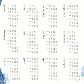 2016 wave calendar