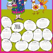 2016 dishtowel