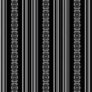 StacyCK Studio - Black & White Stripe - Winter 2016