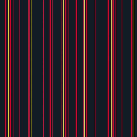 StacyCK Studio - Phoenix - Striped coordinate fabric by stacyck on Spoonflower - custom fabric